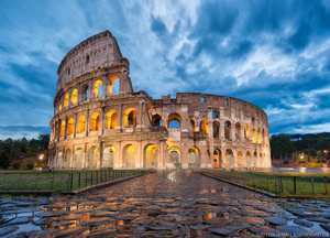 Whispers From The Past - (The Colosseum - Rome, Italy)